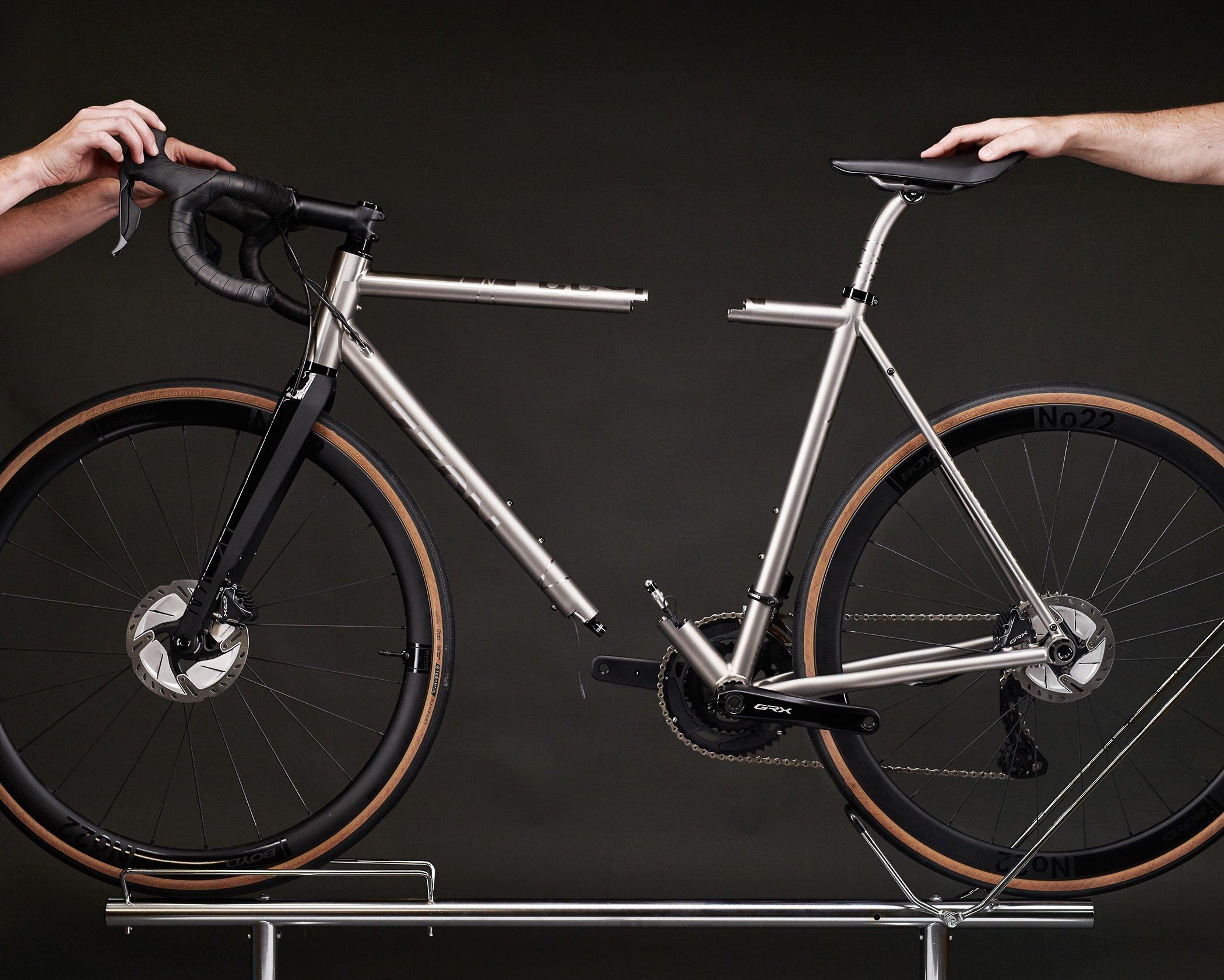 No22 coupler bike