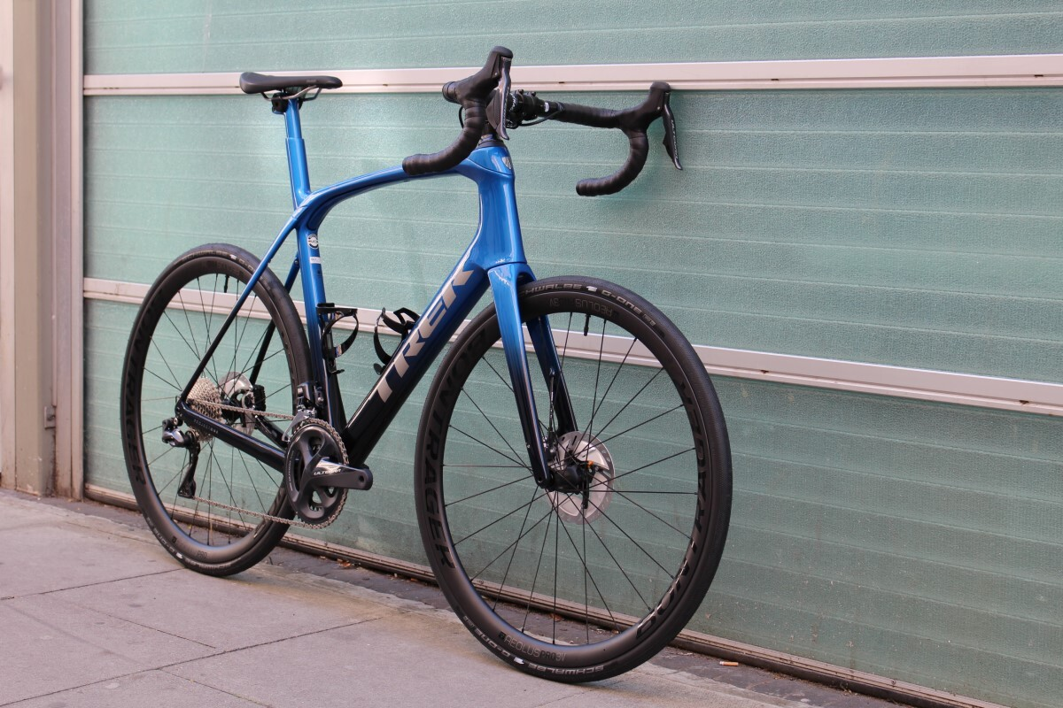 Trek Domane SLR7 Disc Project One 2