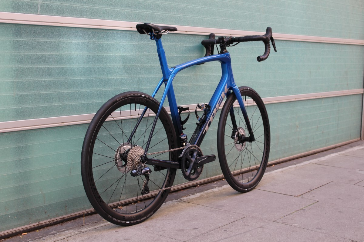 Trek Domane SLR7 Disc Project One 3