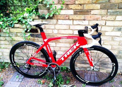 e415163231c Trek Madone Race Shop Limited | CycleFit