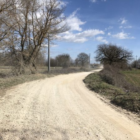 Strade Bianchi roads