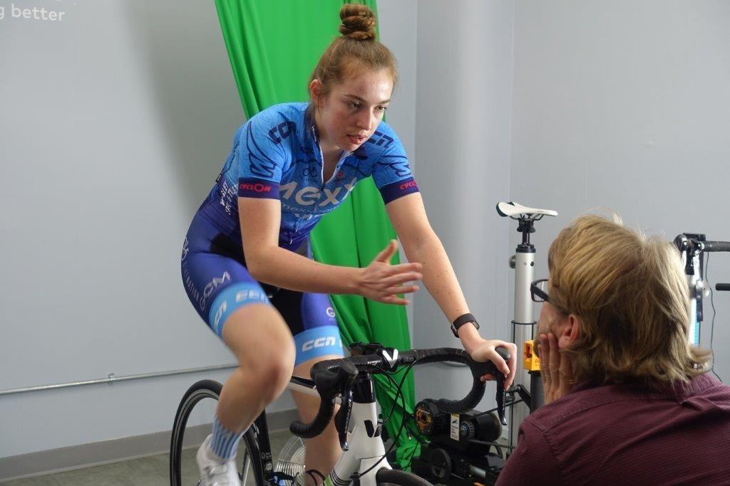 Habgood cycling orthotics